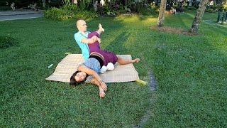 Dynamic Stretching massage