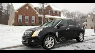2016 Cadillac SRX 3.6-L: A completely unprofessional WINTER review