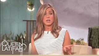 Jennifer Aniston Transforms For New Movie