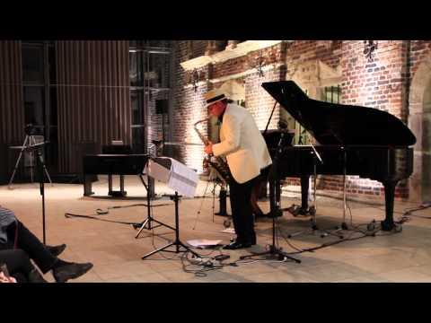 James Bond Theme - Monty Norman (Piano and Saxophone)