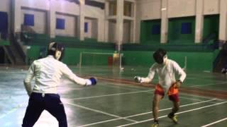 Fencing UKM Anggar UPI Bandung