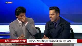 Shah Rukh Khan Says He Owes His Success To Britain