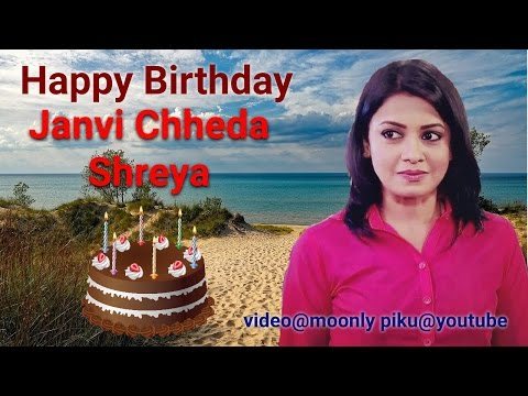 Xxx Mp4 Janvi Chheda CID Shreya Birthday Wishes With Love 3gp Sex
