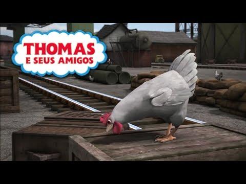 Thomas e Seus Amigos Animais Compilação