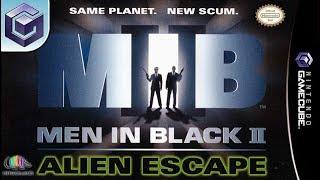 Longplay of Men in Black II: Alien Escape