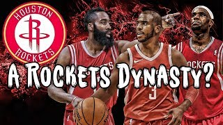 What If Lebron James Goes To The Rockets?