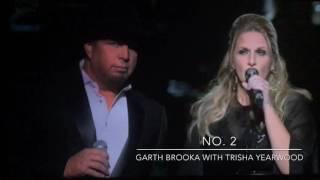 Top 7 performances 50th annual CMA awards