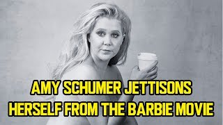 [Movies] Amy Schumer jettisons herself from the BARBIE movie #3BT