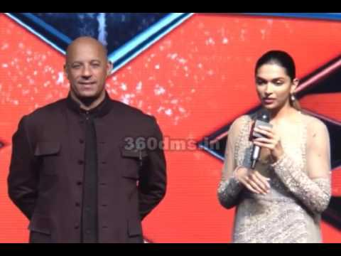 Xxx Mp4 XXX Actress Deepika Padukone Says Working With Vin Diesel Is Our Destiny 3gp Sex