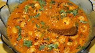 Creamy Phool Makhana Curry (Lotus Seed Curry) Recipe  roasted makhana or phool makhana recipe |