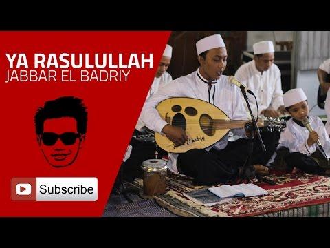 Ya Rasulullah Jabbar El Badriy Musik Gambus
