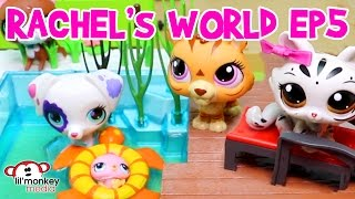 LPS - Rachel's World Ep 5 - Moving in to The New House!