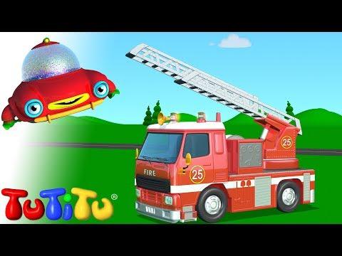 TuTiTu Toys Fire Truck
