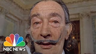 Judge Orders Salvador Dali