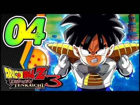 FREEZER'S ULTIMATIVE TRANSFORMATION! - #04 - LET'S PLAY Dragonball Z: Budokai Tenkaichi 3 HD