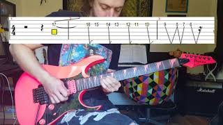 Yankee Rose Lesson with Tab