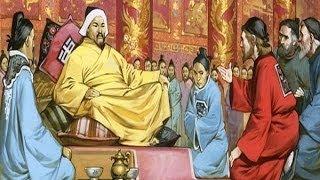 "The Mongol Empire ""Kublai Khan"" History Channel"