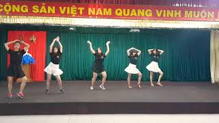 Club Day Help University - A4U - Đội Nhảy Sexy