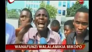 Suala La Mikopo Kwa Wanafunzi