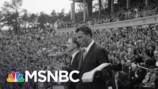 Jon Meacham: Billy Graham Was An Evangelical, Not A Fundamentalist | Morning Joe | MSNBC