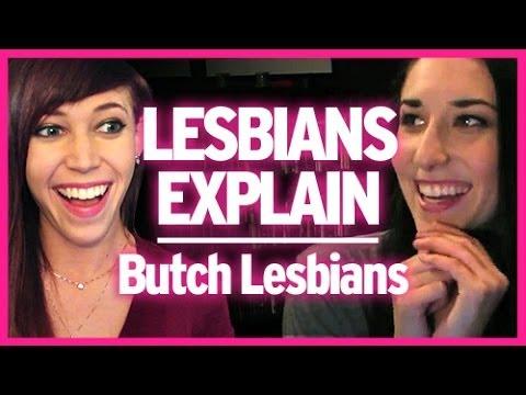 Femme Lesbians Explain : Butch Lesbians