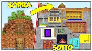QUESTA NON È UNA NORMALE CASA DI TERRA! - Minecraft ITA