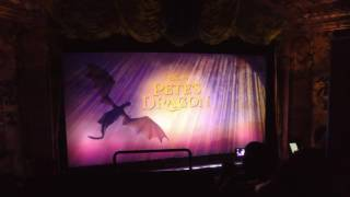Pete's Dragon at El Capitan Theater