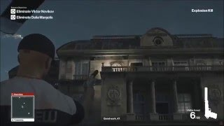 HITMAN - The Showstopper SA in 47 seconds