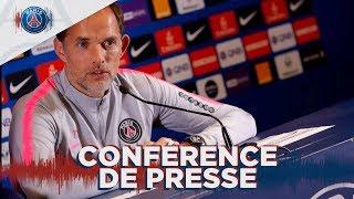 🎙 Conférence de presse de Thomas Tuchel  avant AS Saint-Etienne 🆚Paris Saint-Germain #PSGLive