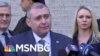 Indicted Rudy Giuliani Associate Paid $1M From Russian Account: Filing | Rachel Maddow | MSNBC