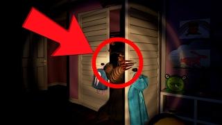 SCARY BOOGEYMAN SPOTTED IN MY CLOSET! (Boogeyman 2)