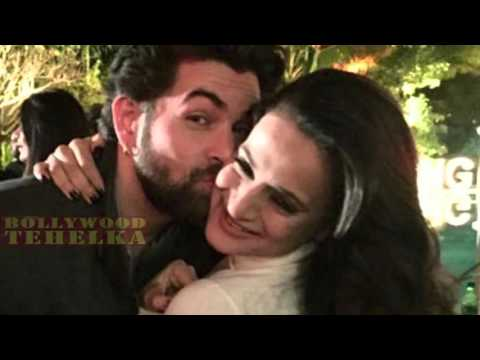 OMG ! Amisha Patel Drunk l Party Pictures Video!