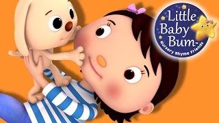 Mia Had A Little Dog | Nursery Rhymes | Original Song by LittleBabyBum!
