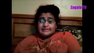 indian girl singing oh na na what's my name