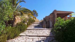 Villas romaines de Carthage, Tunisie - Roman Villas of Carthage, Tunisia