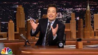 Jimmy Fallon Recaps SNL's 40th Anniversary