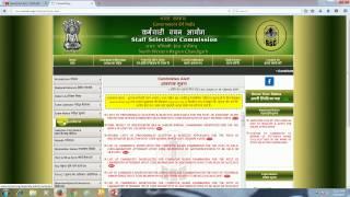 Combined Gradute Level Admit SSC Tier III  Download Now | CGL |