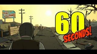 60 Seconds!《60秒!》Part 2 - 老婆比較重要![精華篇]