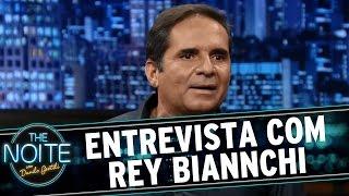 The Noite (02/04/15) - Entrevista com Rey Biannchi