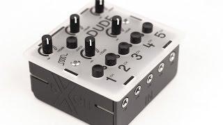 DUDE - miniature 5 channel mixer & more