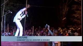 Dogbo : concert du 02 janvier