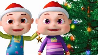 Christmas Is Our Favourite Time   Christmas Songs For Kids    Zool Babies Nusery Rhymes