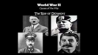 World War II: Causes of the War
