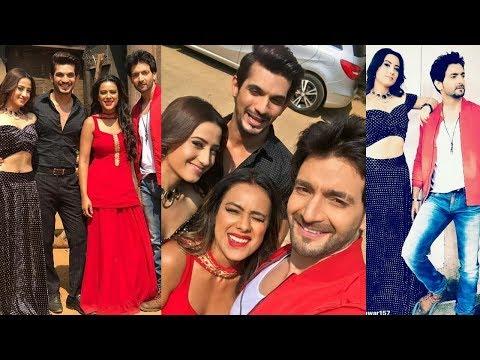 Xxx Mp4 Ishq Mein Marjawan Serial Actor 39 S Latest Offscreen Masti Aalisha Nia Sharma Arjun Bijlani 3gp Sex