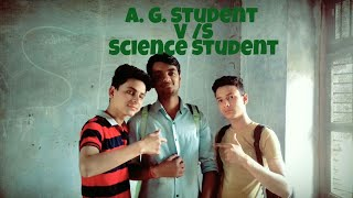 Science Students V/S Ag Student Part 2 Coming Soon