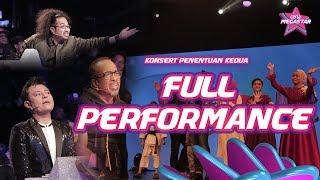 Ceria Megastar - Konsert Penentuan 2 Ceria Megastar I Nabil Johan Pok Ya Sabri Yunus