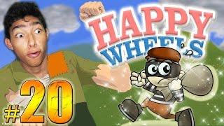 EL GRAN ESCAPE !! - Happy Wheels: Episodio 20   Fernanfloo