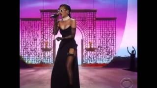 Rihanna - Diamonds   (Live at Victoria's Secret Fashion Show 2012) (high note) (HD)