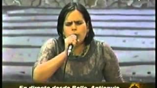 Ayer me echaron del pueblo  Silvia Bibiana Ortega ( Voz con 2 )