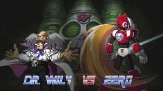 Dr. Wily Stage + Zero's Theme (remix)